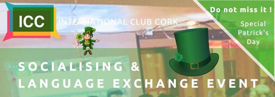 March 12th Language Exchange Evening with International Club Cork