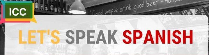 Let's speak Spanish - January 13th
